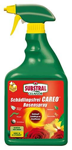 Celaflor Schädlingsfrei Careo Rosenspray, anwendungsfertiges Mittel...