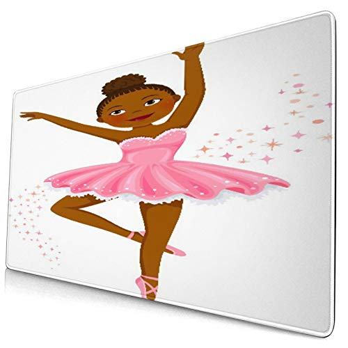 Niedliches Mauspad,Ballerina Dancing Daughter Classic Performance...
