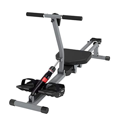 soges Rudergerät für Zuhause Fitness,Trainingsgeräte für das...