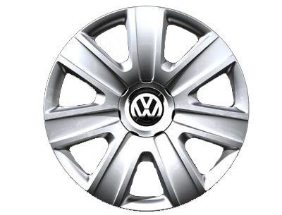 Original Volkswagen Ersatzteile VW Polo Radkappen Satz 14 Zoll,...