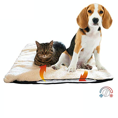 riijk Hundedecke & Katzendecke für kalte Böden   Optimal für...