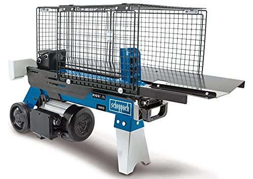 scheppach Holzspalter HL760L liegend Brennholzspalter Hydraulikspalter...
