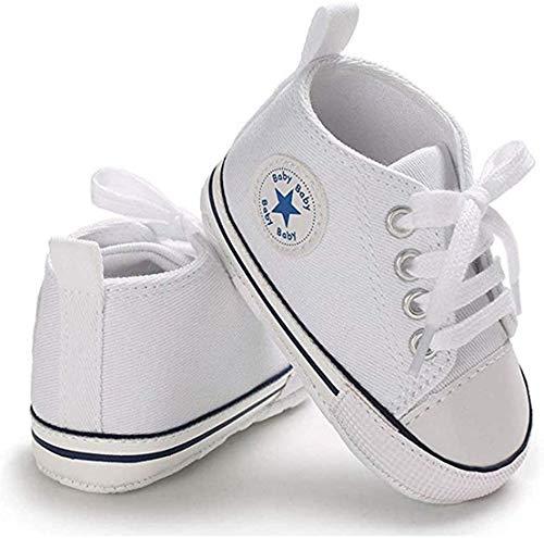 WangsCanis Babyschuhe Baby Junge Mädchen Schuhe Sneakers Weiche...