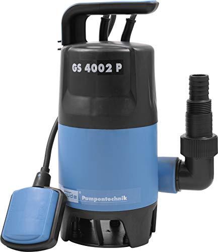 Güde 94630 Schmutzwassertauchpumpe GS4002P mit var.Schwimmerschalter...