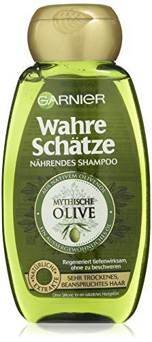 Garnier Wahre Schätze Shampoo Mythische Olive, nährt und regeneriert...