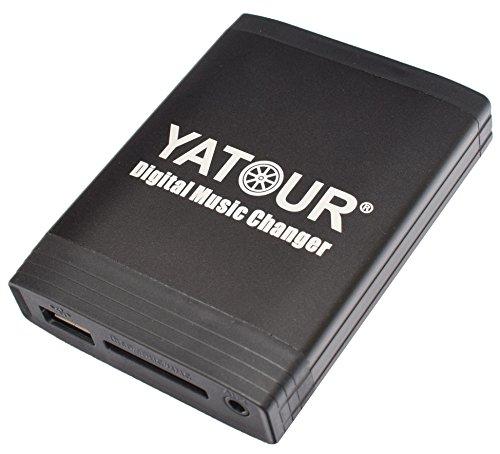 Yatour YT-M06-VOLHU Digitaler Musikadapter USB, SD, AUX, für Volvo HU...