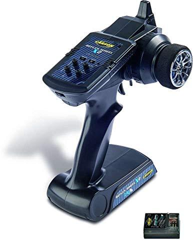 Carson FS Reflex X2 2-Kanal 2.4G, Fernsteuerung, mit Empfänger,...