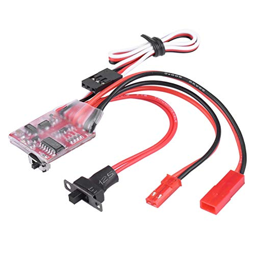 Dilwe RC ESC Windenschalter Controller, RC Auto Elektrische...