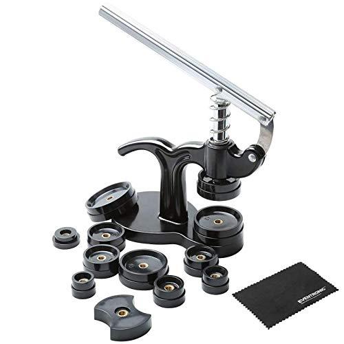 Eventronic Uhr Presse Uhr Einpresswerkzeug Gehäuseschließer Uhr...