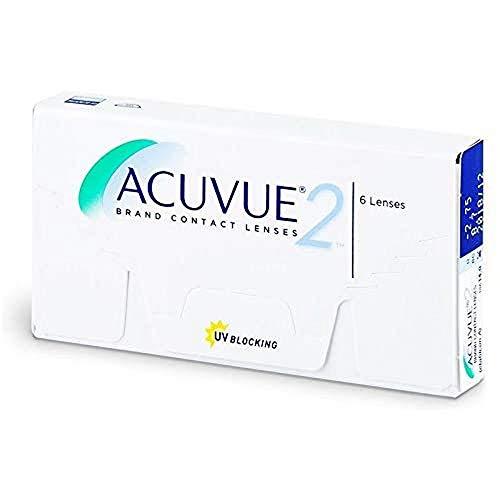 Acuvue 2-Wochenlinsen weich, 6 Stück / BC 8.7 mm / DIA 14 / -4...
