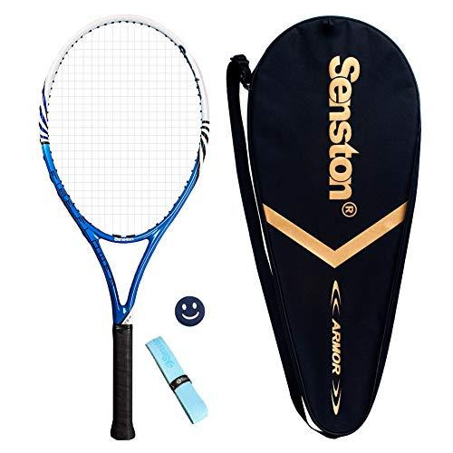 Senston Damen/Herren Tennisschläger Tennis Schläger Set mit...