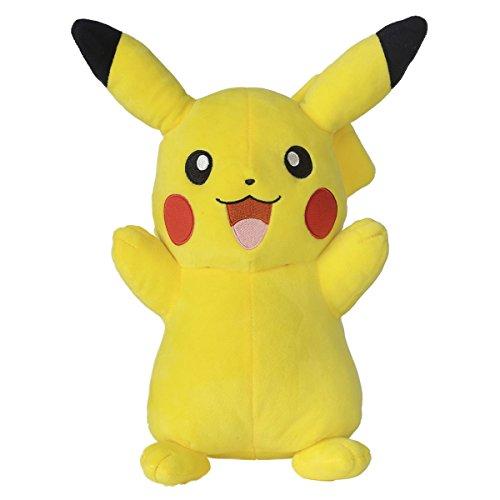 Bandai – Pokémon – Plüschtier 30 cm – Pikachu – 81229