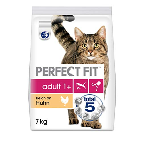 Perfect Fit Adult 1+ – Trockenfutter für erwachsene Katzen ab 1...