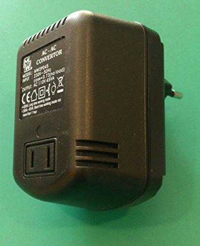 ELCART LC00212 Vorsorgebläse AC 220 V / 110 V 45 W Lattenrost