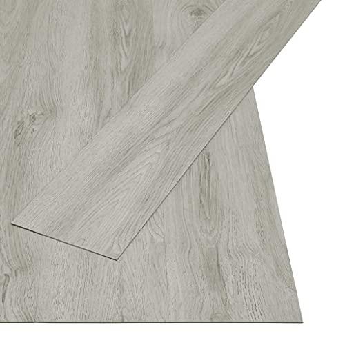 vidaXL Laminat Dielen Fußboden Vinylboden Vinyl Boden Planken...