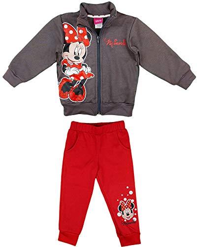Disney Baby Mädchen Jogging-Freizeit-Sport WARM Baumwolle 2-teiliges...