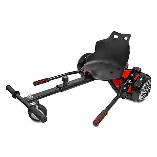 Eaxus® Kart Aufsatz für Hoverboard, Waveboard & Co. - Hoverkart Sitz...