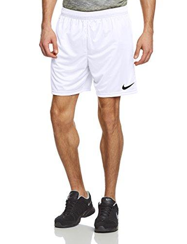 Nike Herren Park II Knit Shorts ohne Innenslip, weiß (weiß/schwarz),...