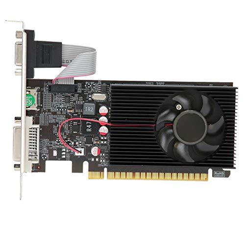 Grafikkarte, 4G 64bit DDR3 PCI Express 2.0 Computergrafikkarten, für...