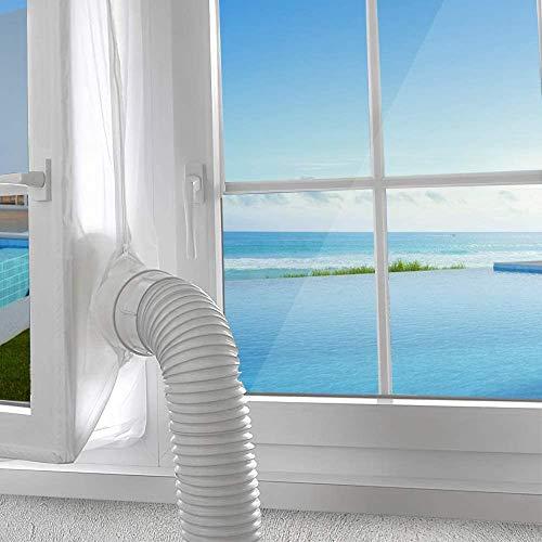 AGPTEK Fensterabdichtung für Mobile Klimageräte, Klimaanlagen,...