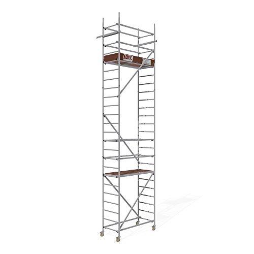 ALTEC Rollfix® 2.0 700 | 7m Arbeitshöhe | bremsb. Lenkrollen...