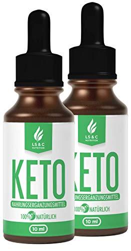 KETO | Drops | Tropfen | Lipo | Burn | EXTREM & SCHNELL & EASY |...
