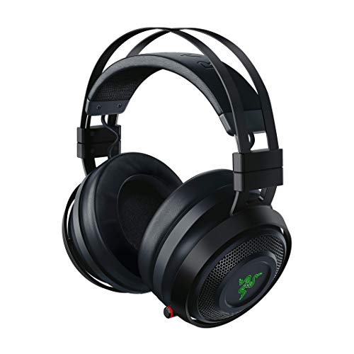 Razer Nari Ultimate – Wireless Gaming Headset (Kabellose HyperSense...