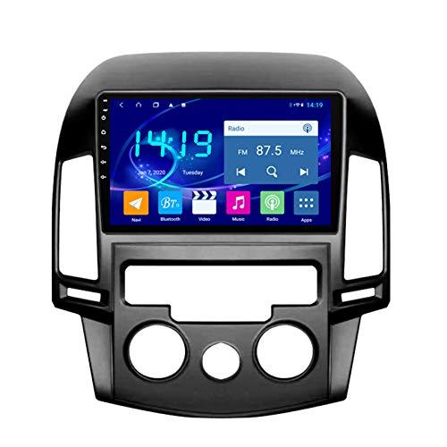 Flower-Ager Android Autoradio Für Hyundai I30 2006-2011 Auto Radio...