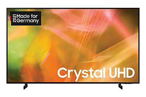 Samsung Crystal UHD 4K TV 60 Zoll (GU60AU8079UXZG), HDR, AirSlim,...