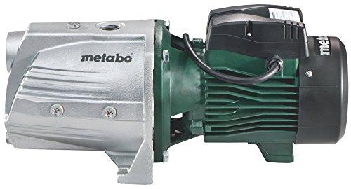 Metabo Gartenpumpe P 9000 G (600967000) Karton, Nennaufnahmeleistung:...