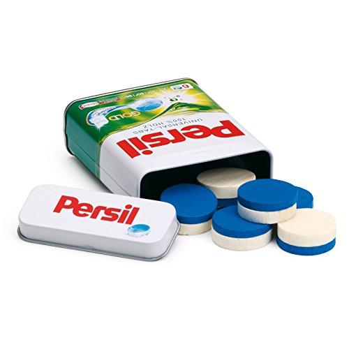 Erzi 21201 Waschmitteltabs Persil in der Dose aus Holz,...