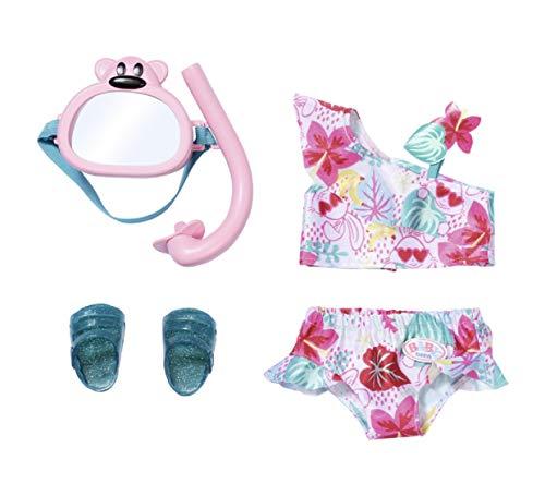 Zapf Creation 829240 BABY born Holiday Deluxe Bikini Set...