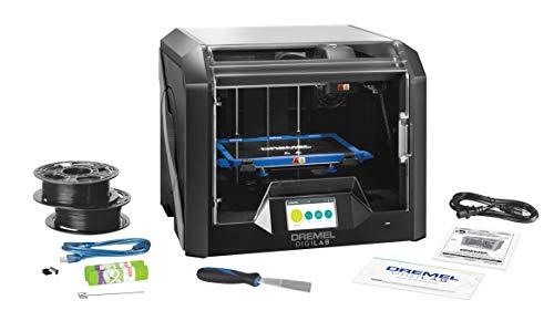 Dremel DigiLab 3D45 3D Drucker (mit WLAN, PLA Nylon Eco-ABS und PETG...