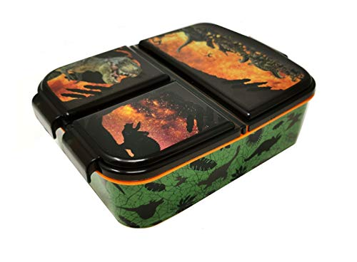 Theonoi Kinder Brotdose / Lunchbox / Sandwichbox wählbar: Frozen PJ...