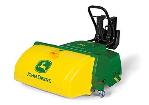Rolly Toys 409716 rollyTrac Sweeper John Deere, Kehrmaschiene für...
