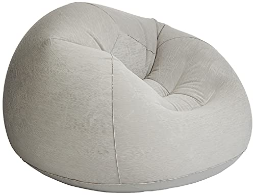 Intex Beanless Bag Chair Aufblasmöbel - Sitzsack - 1.14 m x 1.14 m x...