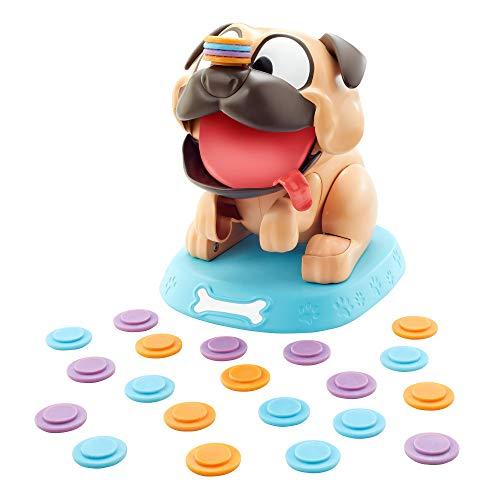 Mattel Games GND65 Puglicious Spiel für Kinder ab 5 Jahren