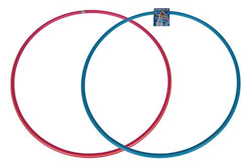 Simba 107402857 - Hula Hoop Reifen, blau oder rosa, Es wird nur ein...