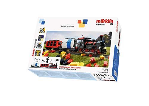 Märklin 29730 Start up ‐ Startpackung Bausteinzug, Modelleisenbahn...