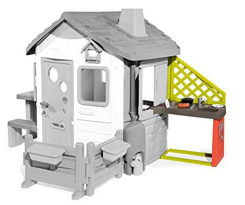 Smoby – Anbau-Küche für Smoby Spielhäuser – Spielküche für...