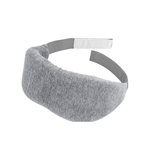 Augenmaske zum Schlafen, blockierende Augenmaske, weich, natürlich...