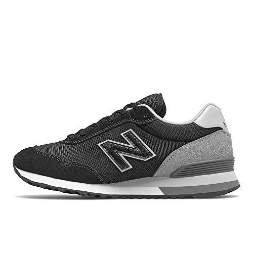 New Balance Herren 515v3 Sneakers, Schwarz (Black), 45.5 EU