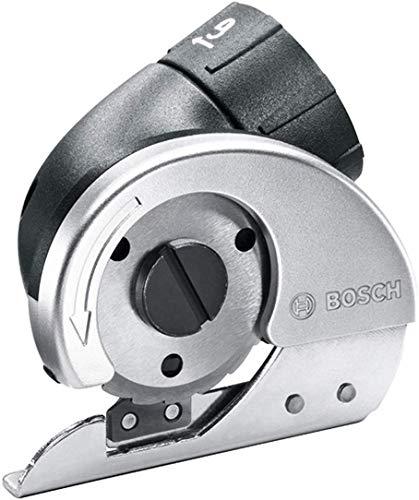 Bosch Allesschneider Aufsatz für IXO (für PVC, Pappe, Leder oder...