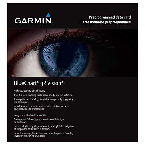 Garmin BlueChart g2 Vision HD - VSA001R - South America East Coast -...