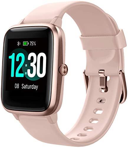 Smartwatch, Fitness Tracker Uhr 1.3' HD Voll Touchscreen, Damen Herren...