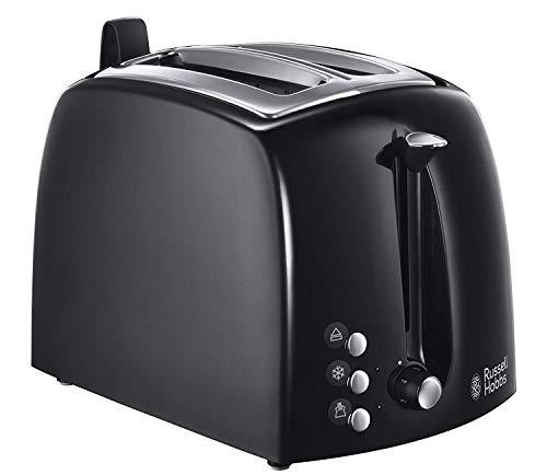 Russell Hobbs Toaster Textures+, 2 extra breite Toastschlitze,...