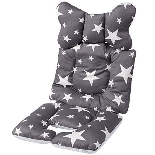 Universal Kinderwagen Sitzauflage,Babyschale Sitzauflage,Kinderwagen...