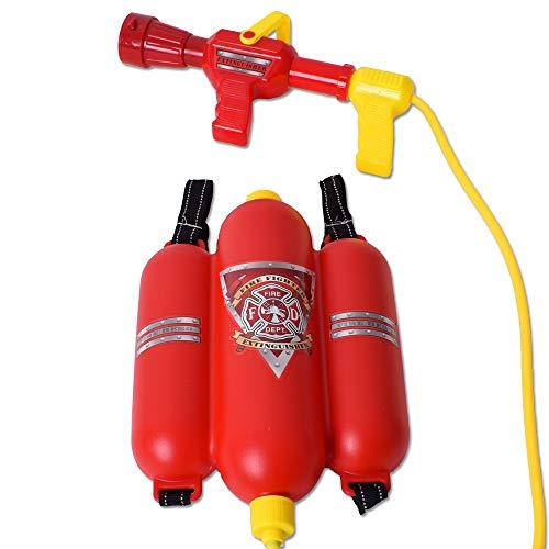 TE-Trend Feuerwehr Ausrüstung Feuerwehrschlauch Feuerlöscher...