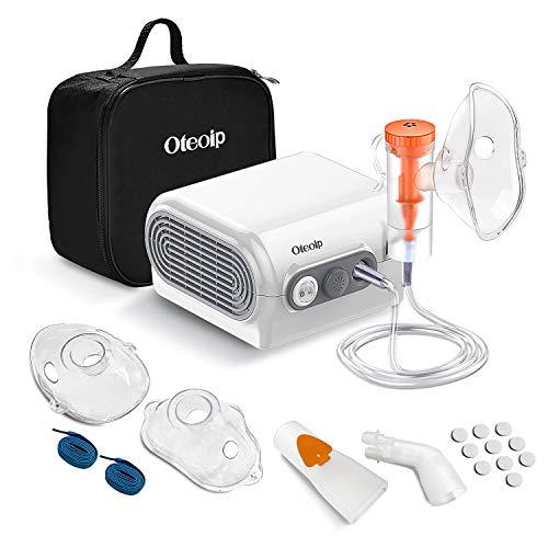 Inhalationsgerät Oteoip Kompressor Inhalator Vernebler für kinder...