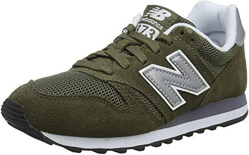 New Balance Herren 373 Core Sneaker Low-top, Grün (Olive), 44.5 EU